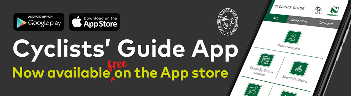 Cyclists Guide App Available